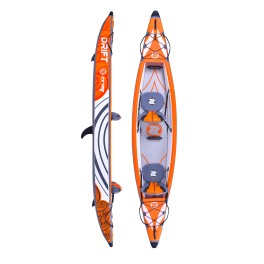 Kayak DRIFT ZRAY gonflable (2 Places)