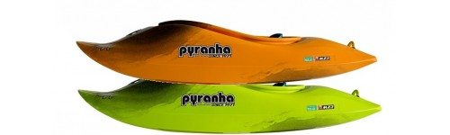 Les KAYAKS FREESTYLES